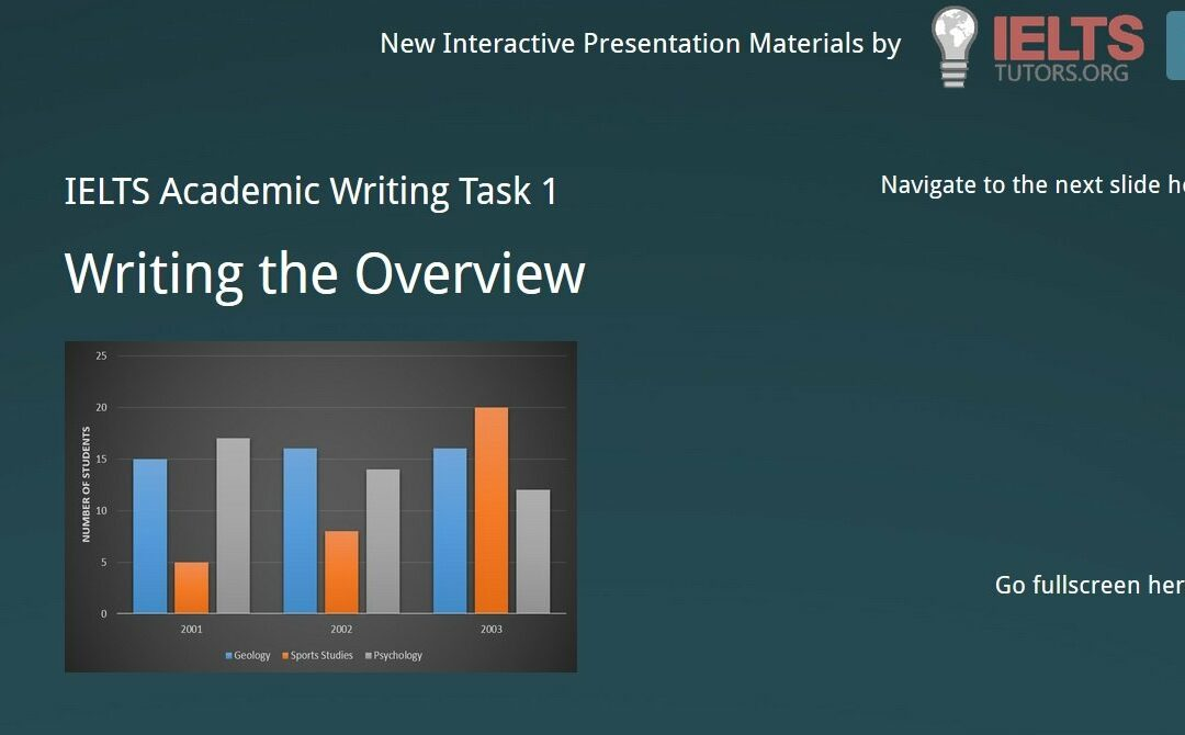 What is an Overview and How Do I Write One?